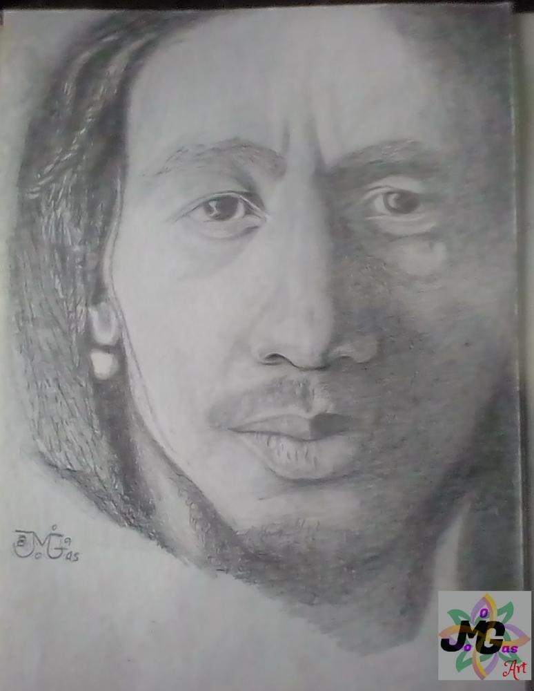 Bob Marley par miguelg
